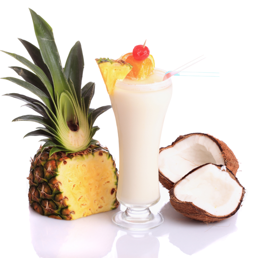 Herbal Vapors | House E-Liquid | Island Colada