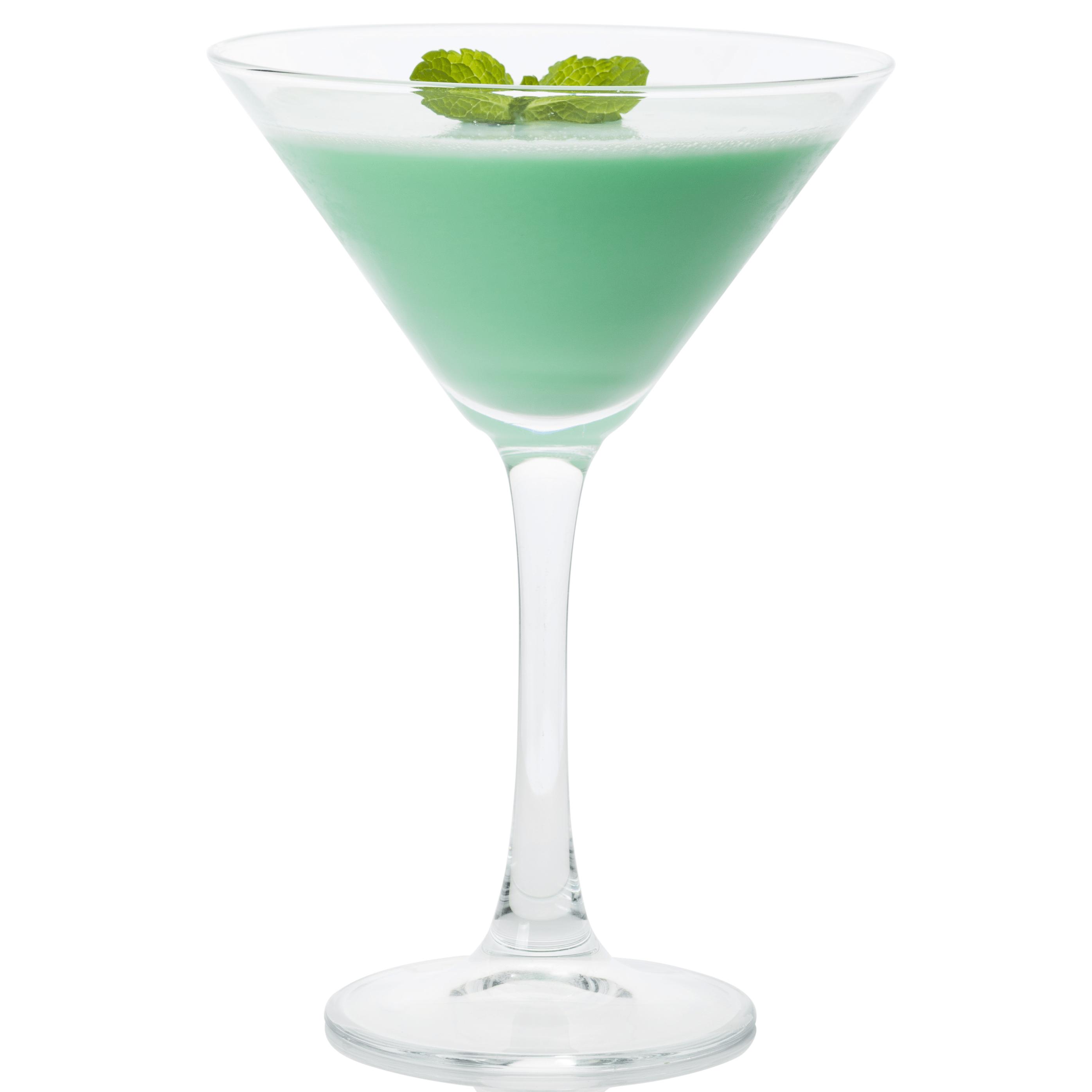 Herbal Vapors | House E-Liquid | Classic Crème De Menthe