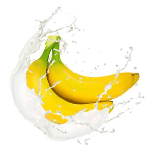 Herbal Vapors | House E-Liquid | Banana Cream Team