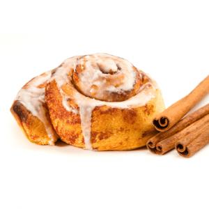 Herbal Vapors | House E-Liquid | Fresh Cinnamon Roll