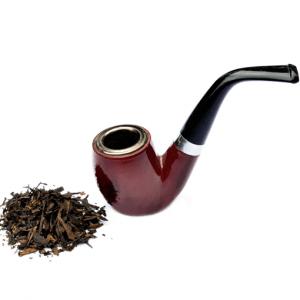 Herbal Vapors   House E-Liquid   Black Honey Pipe Tobacco
